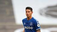 Terungkap, Everton Dapatkan James Rodriguez Secara Gratis dari Madrid