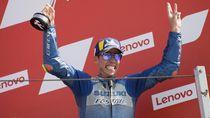 Rebut Podium Terakhir MotoGP San Marino, Instagram Joan Mir Diserbu Fans Rossi