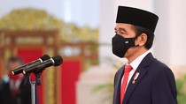 Komentar Jokowi dan Para Menteri soal PSBB Anies
