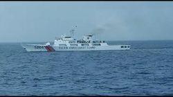 Detik-detik Kapal China Digiring Keluar ZEE Indonesia