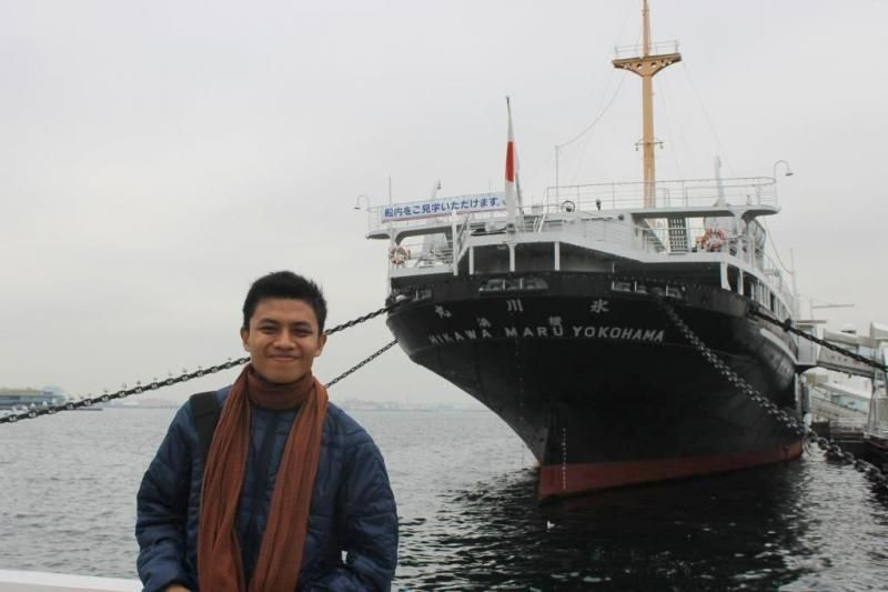 Kapal Hikawa Maru