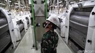 Melihat Lebih Dekat Penerapan Protokol Kesehatan di Pabrik