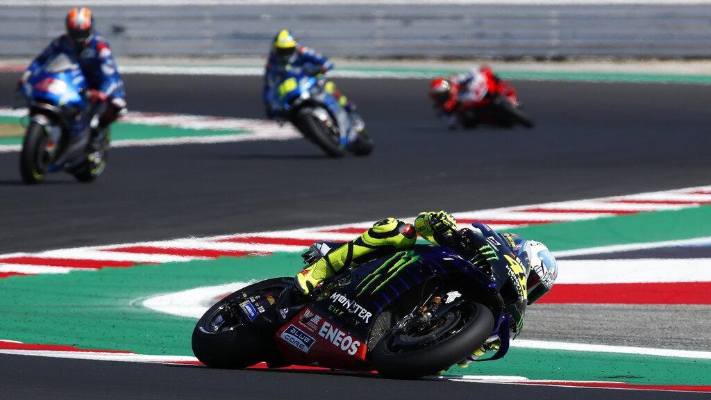 Jadwal MotoGP Catalunya Live Trans7, Start Race Mundur Sejam