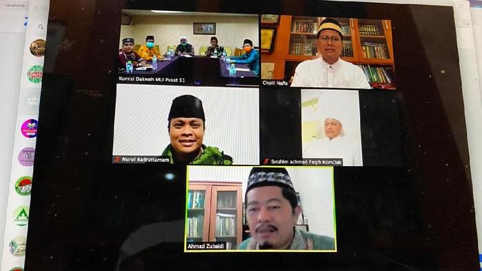 MUI Pusat menyambut kepulangan 5 Dai Berkhidmah yang telah setahun penuh dakwah di Papua Barat (dok MUI)