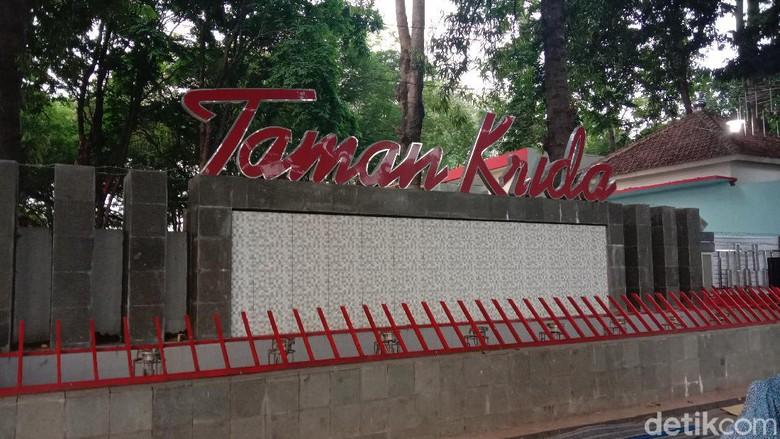 Objek wisata Taman Krida Kudus