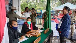 Satgas COVID-19 Klaim Operasi Yustisi Bikin Perilaku Warga Medan Berubah