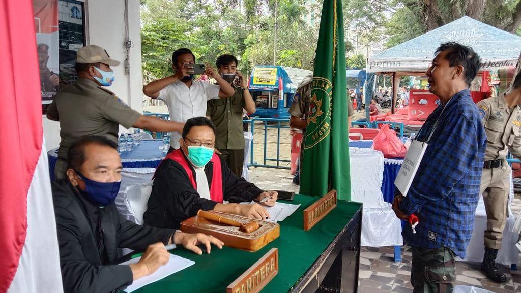 Satgas Sumut Bakal Gelar Operasi Yustisi Cegah Corona Saat Libur Akhir Tahun