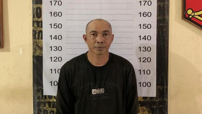 Penikam pengantar galon di Makassar ditangkap (dok Istimewa)