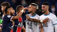 Neymar Juga Rasis ke Pemain Marseille Sebelum Dihina Alvaro?