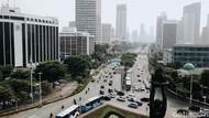 Keluar 10 Besar, Jakarta Peringkat 31 Kota Termacet Dunia Versi TomTom
