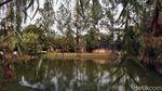 Taman Kota di Jakarta Kembali Sunyi