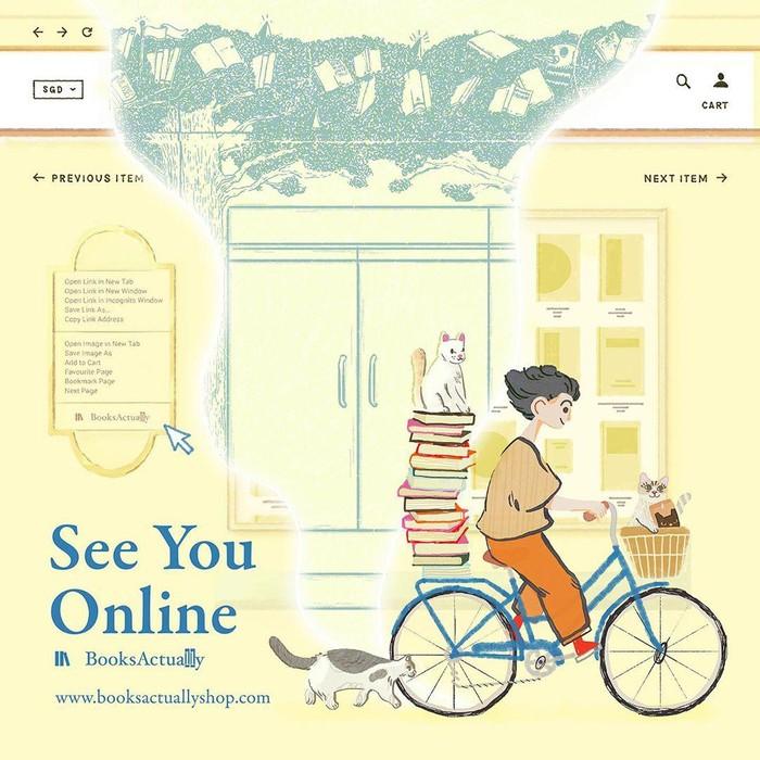 Toko buku indie BooksActually ditutup dan beralih ke online