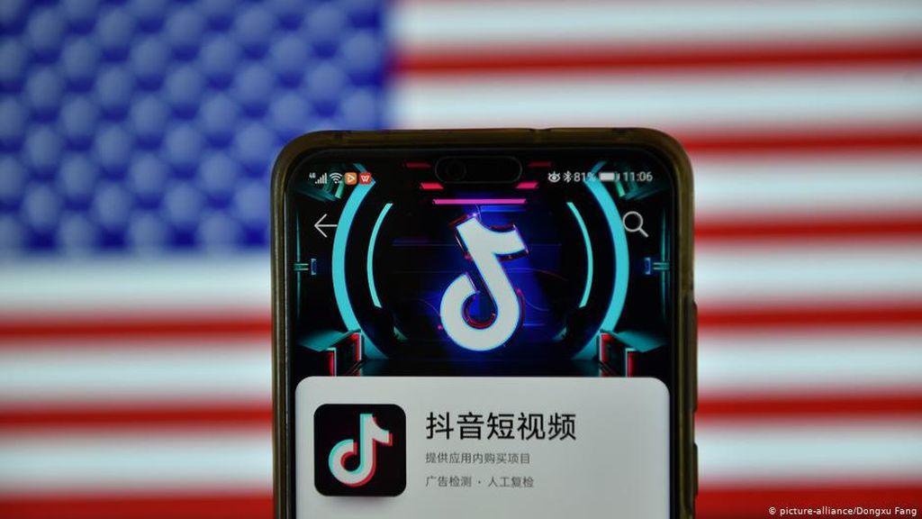 Donald Trump dan China Masih Sengit Rebutan TikTok
