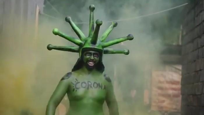 video kreatif cegah corona