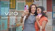 Seri Vivo V20 dan V20 SE Bawa Selfie Mumpuni & Canggih