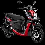 Yamaha X-Ride 125 Dapat Baju Baru, Ini Pilihan Warnanya
