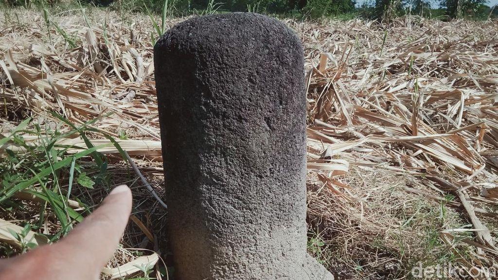 Patok Batu Diduga Batas Wilayah Masa Mataram Kuno Ditemukan di Klaten