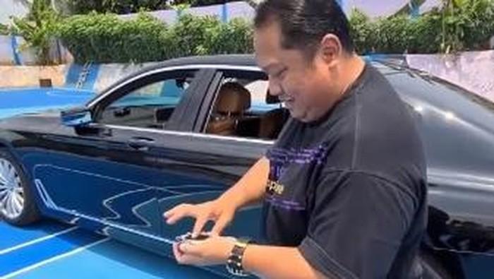BMW jadi remote control