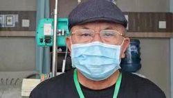 Sembuh dari Corona, Bupati Sergai Ikuti Tes Kesehatan untuk Pilkada 2020