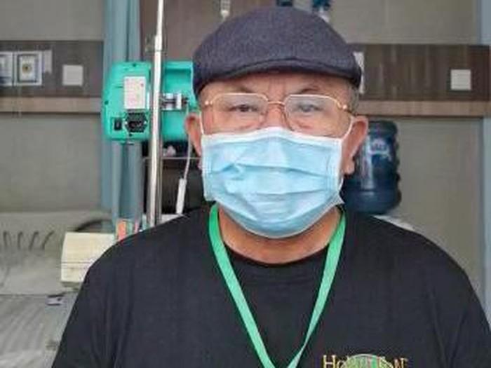 Bupati Sergai, Soekirman (dok. Istimewa)