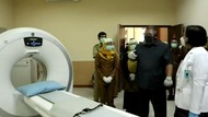 Video RSUD Sukabumi Kini Punya CT Scan