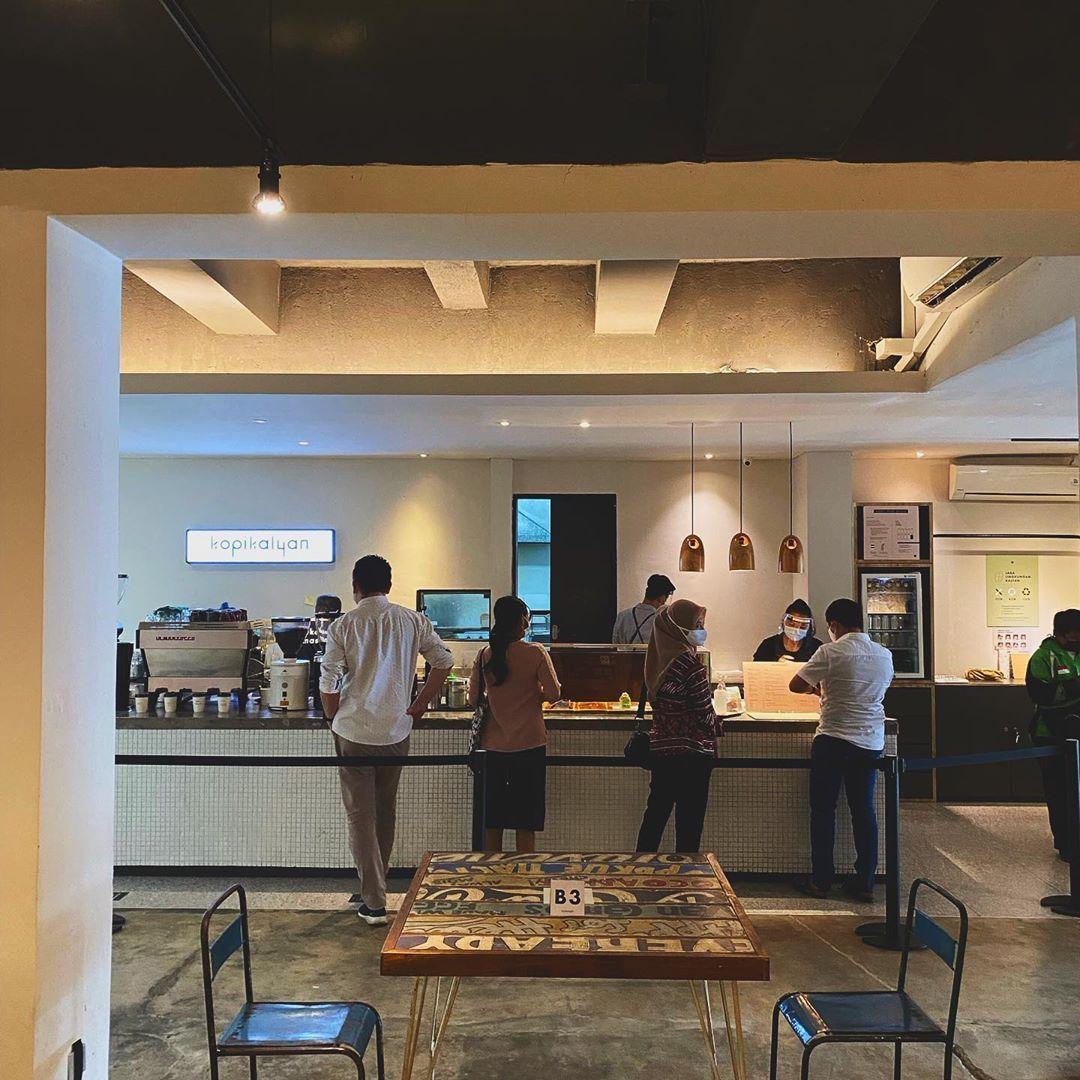 Coffee Shop di BSD yang Buka Sejak Pagi
