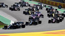 Musim Depan, Mobil F1 Pakai BBM Lebih Ramah Lingkungan