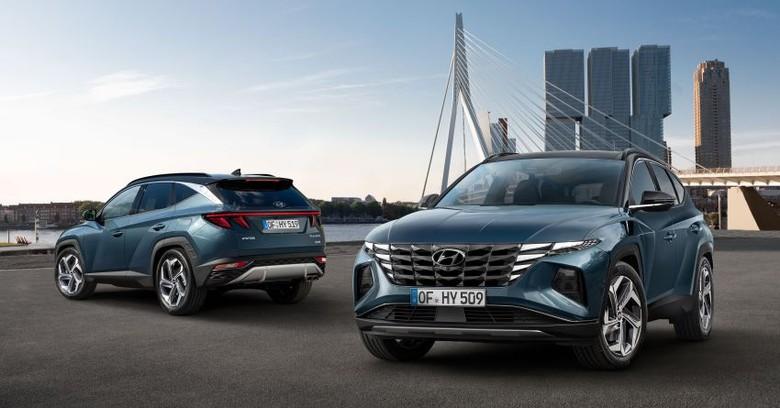 Hyundai Tucson Terbaru Lebih Futuristik