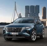 Hyundai Tucson Terbaru Meluncur, Tampil Futuristik