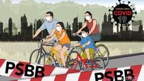 Analisis Epidemiolog UI soal Efektivitas PSBB