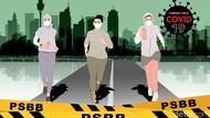 Evaluasi 2 Minggu PSBB Transisi DKI, Dinkes Klaim Okupansi RS Aman