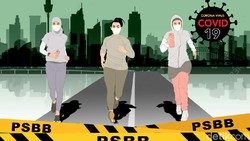 Seminggu PSBB Ketat, Gerindra DKI Nilai Anies Kurang Maksimalkan Peran RT