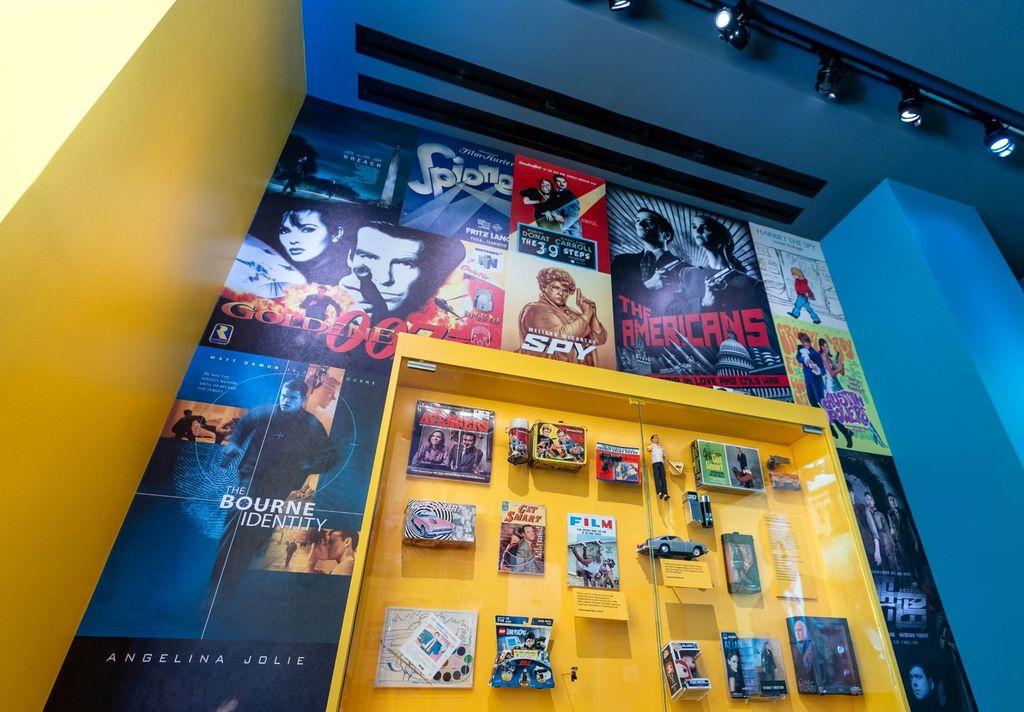 International Spy Museum di Washington