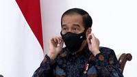 Jokowi: Kasus Aktif Corona RI Lebih Rendah dari Dunia, Kematian Lebih Tinggi