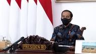 Positif Corona, Menag Terakhir Bertemu Jokowi 7 September