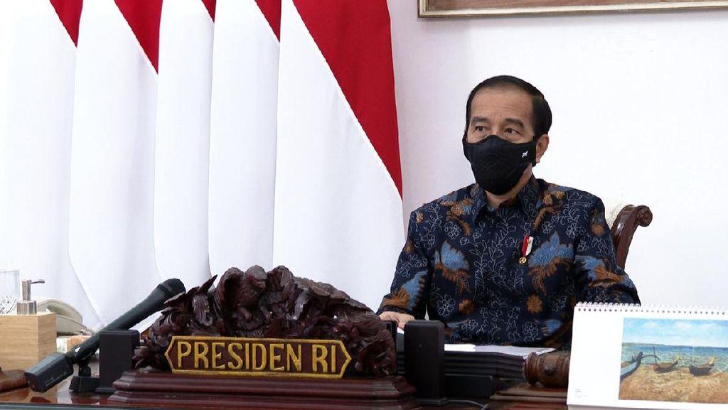 Soroti Batu Bara, Jokowi: Harus Bergeser dari Ekspor Bahan Mentah