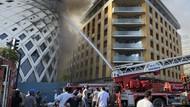 Kebakaran di Gedung Dekat Pelabuhan Beirut, Penyebabnya Misterius