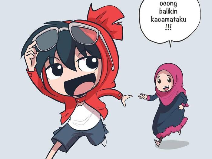 Komik Si Ocong