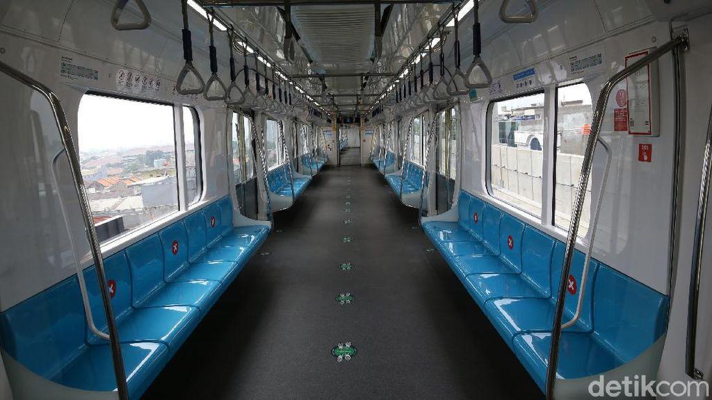 Sebagian Listrik di Jaksel Padam, Operasional MRT Tetap Aman