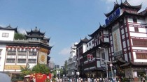 Lishui Road, Kota Lama Shanghai yang Jadi Daya Tarik Turis