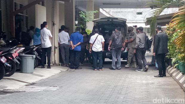 Lift di Kantor DPRD DIY putus, Ketua DPRD patah kaki