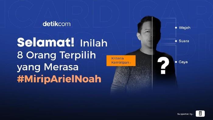 Mirip Ariel NOAH