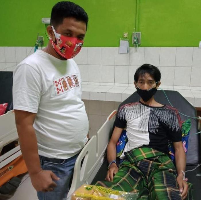 Fatchur Rozi (31) dikabarkan menghilang dari rumahnya karena diculik makhluk gaib. Pemuda itu ditemukan selamat sekitar 5 km dari tempat tinggalnya.