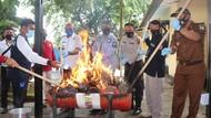 Polda Papua Tangkap 16 Tersangka Kasus Narkoba, 1 Pelaku WN Papua Nugini