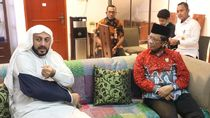 Dijenguk Moeldoko Hingga Zulhas, Syekh Ali: Perhatian Luar Biasa