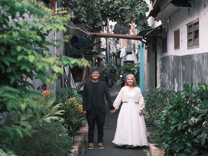 prewedding Sara Mulyani dan Indra Kurniawan