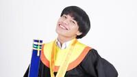 Most Pop: Aksi Viral Pria Surabaya Dance Blackpink, Bikin Rektornya Terpukau