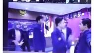 Usai Bentak Maba, Kini Viral Video Panitia Ospek Unesa Cekcok Saling Dorong