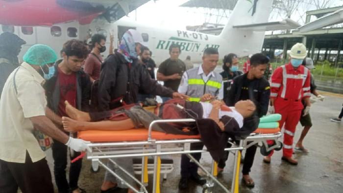 Warga sipil ditembak KKB di Intan Jaya Papua (Foto: Istimewa)