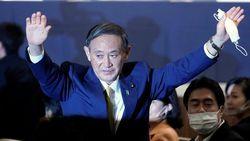 Yoshihide Suga Resmi Terpilih Jadi Perdana Menteri Jepang